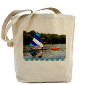 Rock Lodge Tote Bag